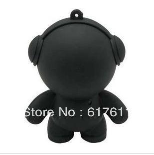 Portable mini music monster speaker sound creative gift gifts girls boys day toilet Speaker free shipping