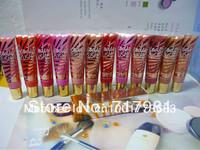 Wholesale-New victoris's secret lip gloss SPF 15 ! makeup Lip Gloss !! Free Shipping (10PCS/LOT)