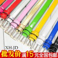 ladies G008 all-match vivi belt candy color casual thin belt women's strap