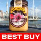 500g Airborne Manuka Honey 17.8oz Pure Natural Sweetener Raw Organic Wildflower