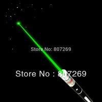 Green Laser Pointer Pen 5mw  Beam w/ 2x AAA batteries,EK brand
