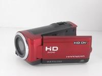 cheap digital video camera camcorder 2.4'' TFT HD screen with 270 degree rotation DV-V20 1PCS