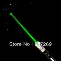 Portable meeting  Green Laser Pointer Pen 30mw  Beam w/ 2x AAA batteries,EK brand
