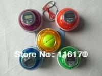 AC ForceBall PowerBall Gyroscope Wrist Strengthener Ball SPEED Counter Power Grip Power Ball Freeshipping 8Colors