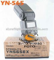 photographic equipment Yongnuo 565ex for Nikon flash speedlight