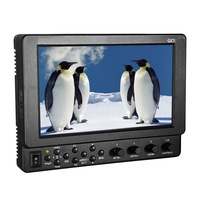 7 inch IPS panel 3G-SDI Monitor for Broadcasting