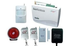 WL - GSM - DXGSM alarm host(China (Mainland))