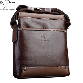 Australia kangaroo man bag male shoulder bag male casual messenger bag 2012 918