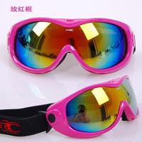 Free shipping POLISI Latest style wind eyeglasses skiing ski eyewear ski&riding goggles RTP008