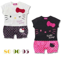 6 pieces/lot-short sleeve Animal Modeling children's clothing/Cat Baby -t-shirt