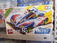 Free shipping Tamiya 19406 1/32 JR Victory Magnum Mini 4WD Series toy plastic model 1:32 car gift