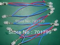 WS 2811 pixel node,50node a string, non-waterproof,DC5V input;led pixel light