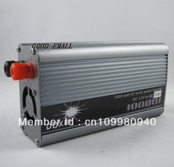 1000W 1000 Boat Car Truck Power Inverter 12V DC to 110V AC(China (Mainland))
