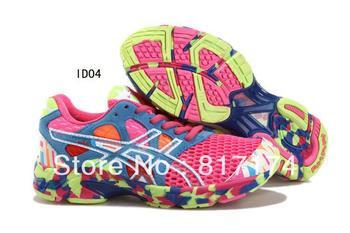 Free shipping drop shipping GEL Noosa Tri SHOES Gel noosa Running shoes WOMEN Lightweight running shoes, noosa  sports shoes
