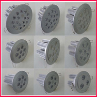 54W 45W 36W 27W 24W 21W 18W 15W 9W Dimmable and Non-dimmable LED Down light