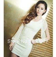 2013 fashion casual for women apparel celebrity dress wholesale charms cute sexy brand jumpsuit peplum top Cheap dresses 87