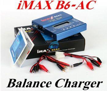 Christmas 2014 Brazil Battery charger for iMAX B6-AC B6AC Lipo NiMH RC Battery Balance Charger FREE SHIPPING CHINA POST