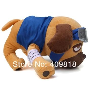 Naruto Kakashi's dog Animals plush toys 15.7 inch all festival gift-children gift