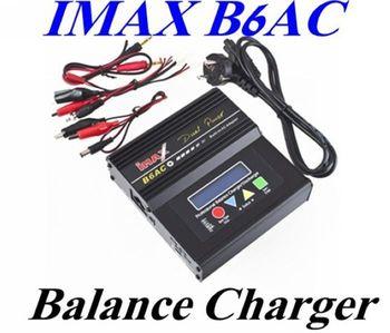 Christmas  Battery charger for iMAX B6-AC B6AC Lipo NiMH RC Battery Balance Charger FREE SHIPPING CHINA POST