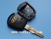Hyundai 1side button remote key shell HYN10,key case cover blank