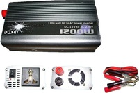 1200W 1200 WATT Car 12V DC In to 220V AC Out  Power Inverter