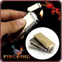 FIREBIRD 2013 New Top DOLPHIN Grade Classic Cigarette Gas Butane  Fint Personality Lighter
