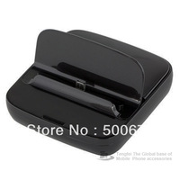 Hot on sale!  Desktop Battery Charger for Samsung galaxy s3 i9300 desktop dock with Black