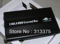 2.5 inch usb hard drive enclosure IDE notebook hard disk box