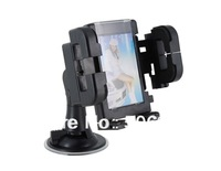Free shipping + XM-007A Car Kit Windshield Holder Cradle (Black)