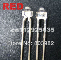 50PCS RED 2mm led Mini led diode 620-630nm 1.7-2.2V(CE&Rosh)