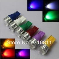 T10 W5W 1.5W LED width Lamp with collector Lens For signal indicator light warning driving light 1year warranty