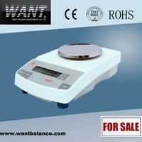 1000g 0.01g Price Laboratory Balance WT10002N