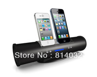 Free Shipping New Design Mini Docking Speaker For Double Iphone Fashionable Dock Speaker For Iphone5