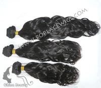 Brazilian Virgin Remy Hair Weave,14inch/16inch/18inch,Natural Curl,color #1 ,3pcs/lot, Free shipping