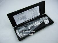 5pcs/lot 150 mm/6inch 0.01mm/0.0005inch LCD Micrometer Guage Digital Caliper Vernier