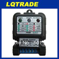 3A 12V24V Autowork solar charger controller regulator
