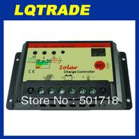 5A 12V/24V Autowork Solar lighting controller solar battery charging regulator