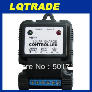 6V 3A solar power system controller solar charger regulator