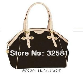 Wholesale Monogram Canvas M40144 TIVOLI GM Women Lady Shoulder Hobo Tote Bags Designer Handbags