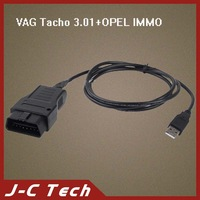 2014 FREE SHIPING HOT SELLING AND CHEAP VAG TACHO USB 3.01+OPEL IMMO ON HOT SALE