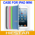 Smart Cover For iPad Mini with Slim Magnetic PU Leather Case Wake/ Sleep Stand Multi-color