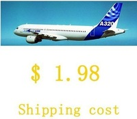 shipping cost $1.98 ( friend if your order less 20 usd please pay extra shipping $1.98) thank you