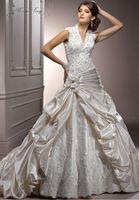 Vintage Wedding Dress on Wedding Dress Bride Wedding Dress Low Back Wedding Dress And More On