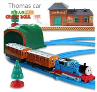 Train Set Thomas Electric Thomas track multiple spellings of educational toys for children