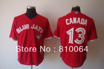 Toronto Blue Jays jerseys # 13 Lawrie jersey Canada jersey