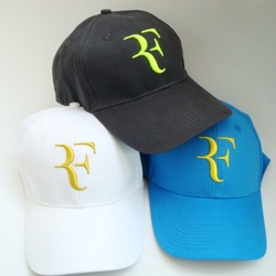 Free shipping (3pcs/lot)2013 newest Roger Federer RF Hybrid Hat/tennis racket hat/tennis racquet(China (Mainland))