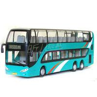 Toy alloy car models car model bus passenger bus bus cars
