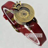 wristwatch quartz vintage Vintage watch unisex fashion table watch quartz strap watch high quality Factory Price free shipping