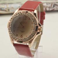 Aesthetic diamond ladies watch fashion table fashion watch diamond strap watch Free shipping free shipping