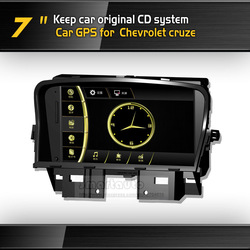Keep car original CD system,No destroy to your car protocol,Free shipping 7 inch Car GPS MP5 forChevrolet cruze(2009-2013)(China (Mainland))